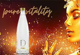Minunea din sticlă: Apa de aur  D'ora